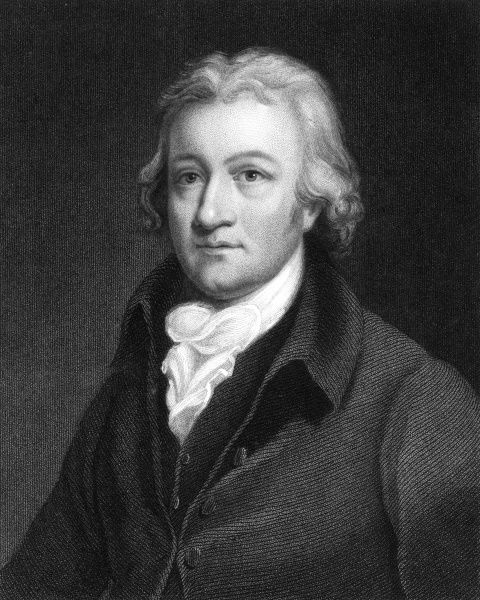 EDMUND CARTWRIGHT Inventor of the power loom Date: 1743 - 1823