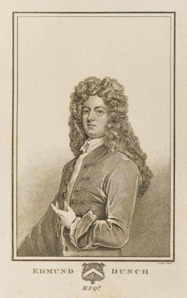 EDMUND DUNCH statesman, descended from the Cromwell family