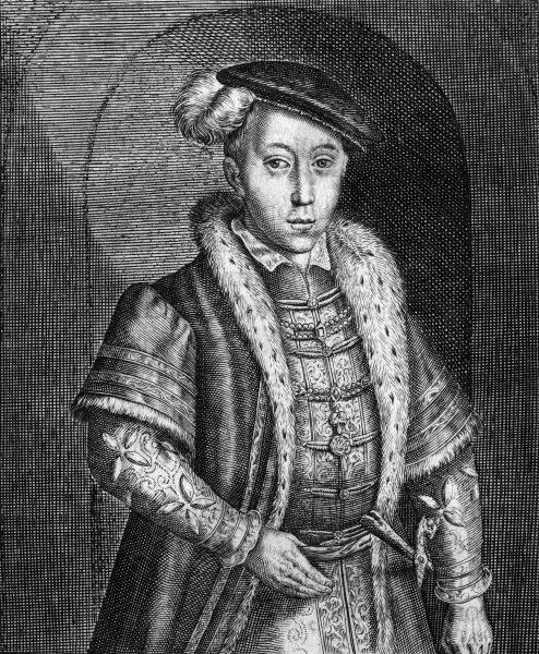Only child of Henry VIII by his third wife, Jane Seymour, and only legitimate son, reigned from 1547 to 1553 Date: 1537 - 1553