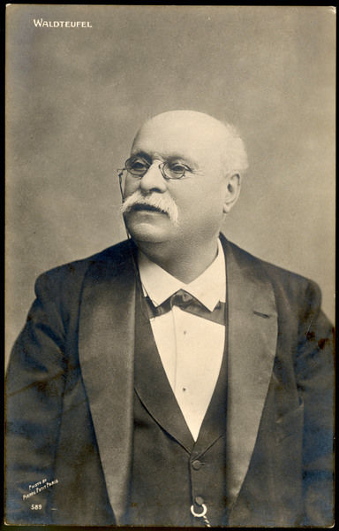 EMIL WALDTEUFEL French composer