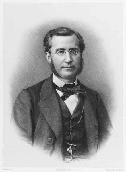 EMILE OLLIVIER French politician