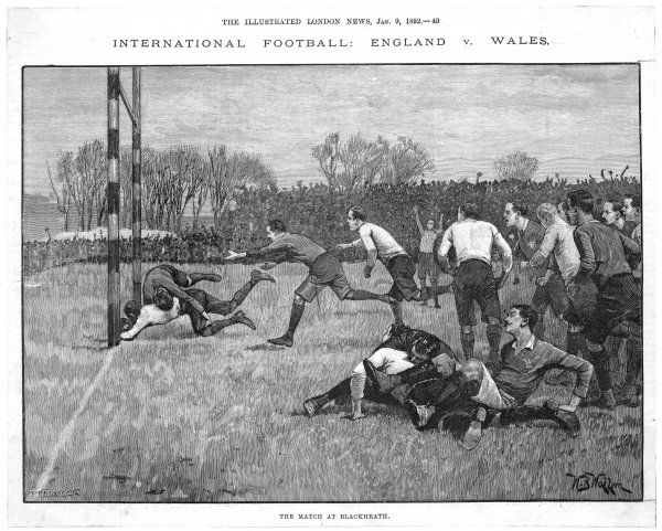 England defeat Wales at Blackheath by 17-0