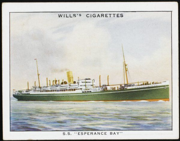 Passenger ship of the Aberdeen and Commonwealth Line