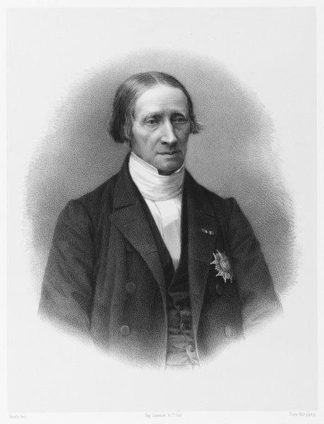 Francois Pierre Charles, baron DUPIN French mathematician and statistician