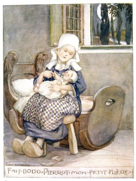 'FAIS DODO, PIERROT' (Go to sleep, Pierrot) The most popular of French lullabies
