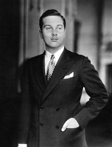Farouk I of Egypt (1920 - 1965), aged 16. Farouk was the tenth ruler from the Muhammad Ali Dynasty and the penultimate King of Egypt and Sudan, succeeding his father, Fuad I, in 1936. Date: 1936
