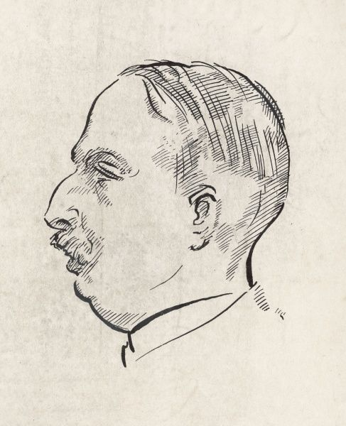 FORD MADOX FORD (Ford Hermann Hueffer) author of 'Parade's End', 'The good soldier' and much beside