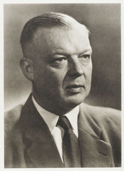 WERNER FORSSMAN - German physiologist and pioneer in heart research