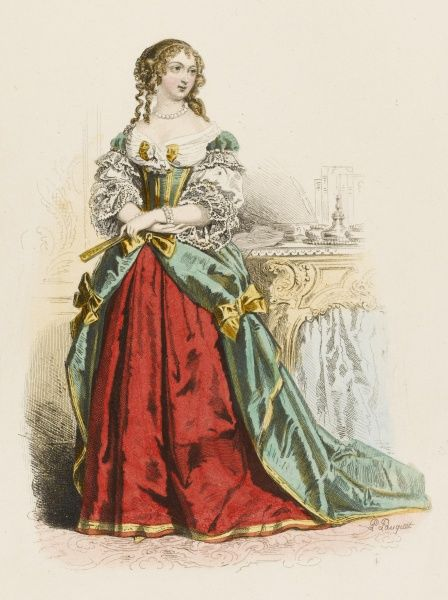 FRANCOISE MARGUERITE de GRIGNAN, daughter of madame de Sevigne and recipient of the celebrated correspondence