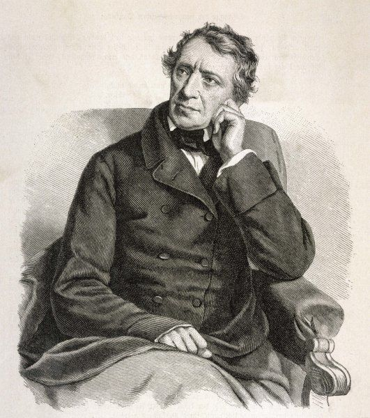 FRANZ GRILLPARZER German writer