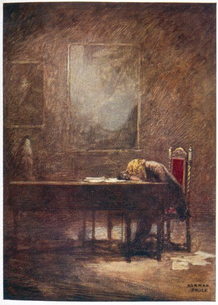 FREDERIC CHOPIN Polish musician composing his C minor Etude