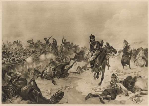 At FUENTES D'ONORO, Wellington holds off Massena and defeats the French, but admits 'If Boney had been there we would have been damnably licked&#39