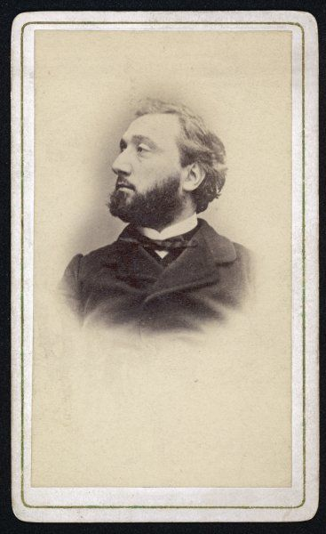 LEON MICHEL GAMBETTA French lawyer and statesman