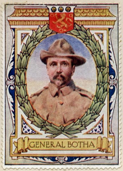 LOUIS BOTHA South African soldier and statesman Date: 1862 - 1919