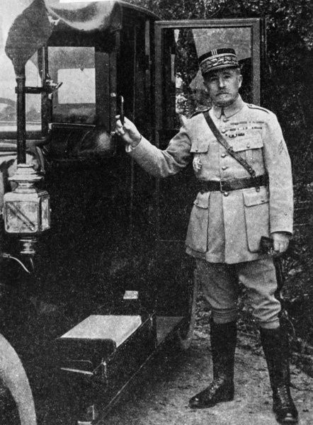 General Robert Georges Nivelle (1856-1924), French Army officer who served in the Boxer Rebellion and the First World War