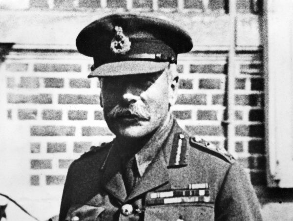General Sir Douglas Haig (1861-1928), British army officer during the First World War. Date: 1914-1918