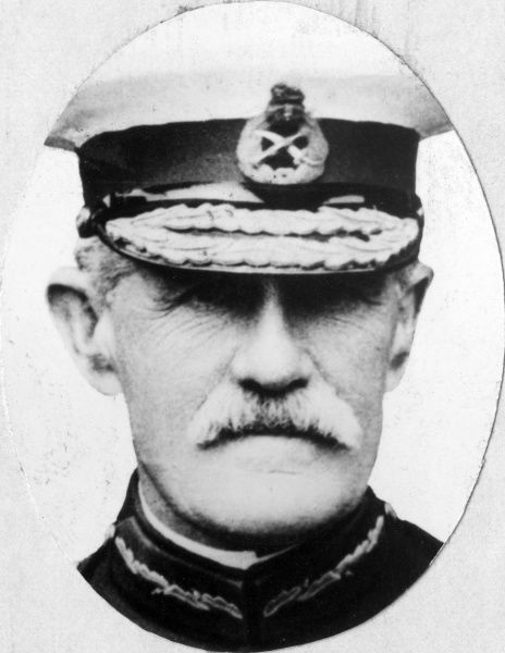 General Sir Ian Standish Monteith Hamilton (1853-1947), British army officer, best known for commanding the ill-fated Mediterranean Expeditionary Force in the Dardanelles during the Battle of Gallipoli. He also served in the First and Second Boer Wars