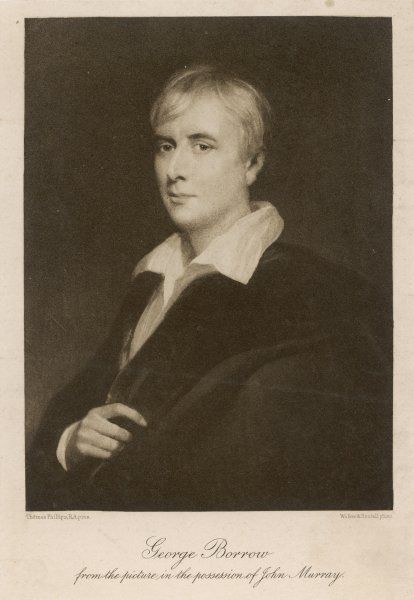GEORGE BORROW English author and linguist