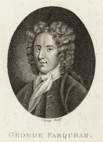 GEORGE FARQUHAR playwright
