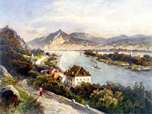 Rolandseck, on the Rhine