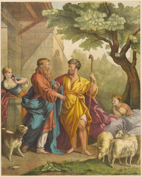 God instructs Abraham to migrate to pastures new