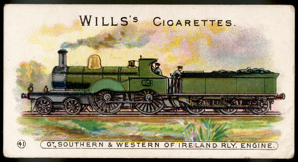 Locomotive of the Great Southern and Western Railway, Ireland