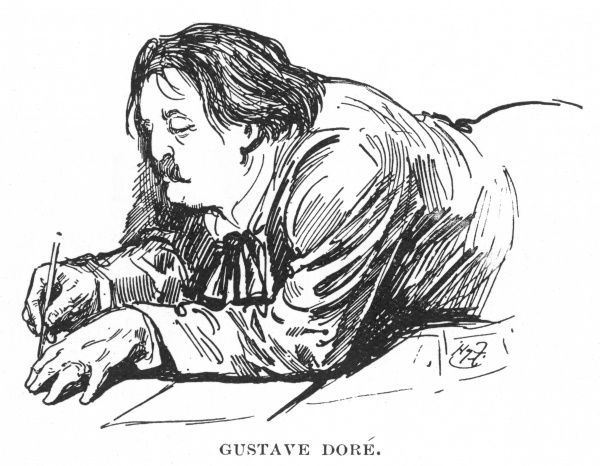 GUSTAVE DORE French illustrator