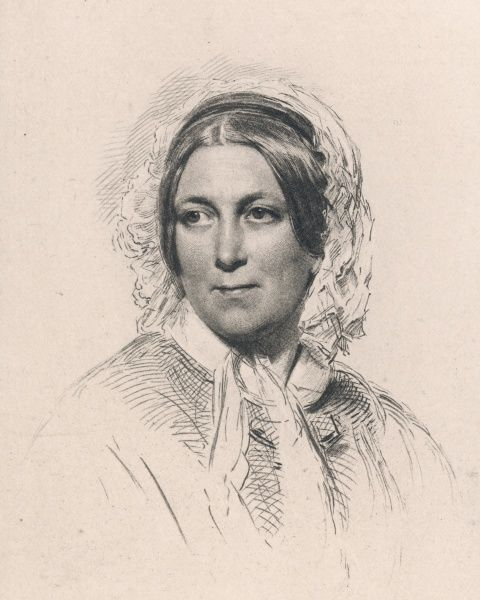 HARRIET MARTINEAU writer and social commentator