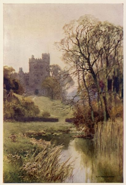 Haddon Hall, Derbyshire