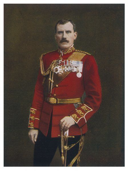 Sir HECTOR MACDONALD British military, notably in South Africa