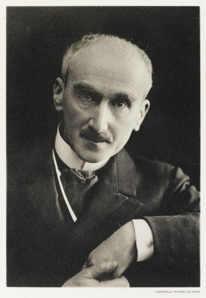 HENRI-LOUIS BERGSON French philosopher