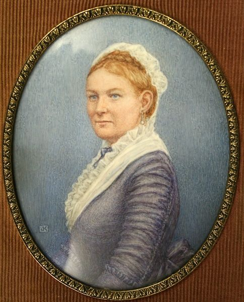 Henrietta Grace Smyth by an unknown artist circa 1840s