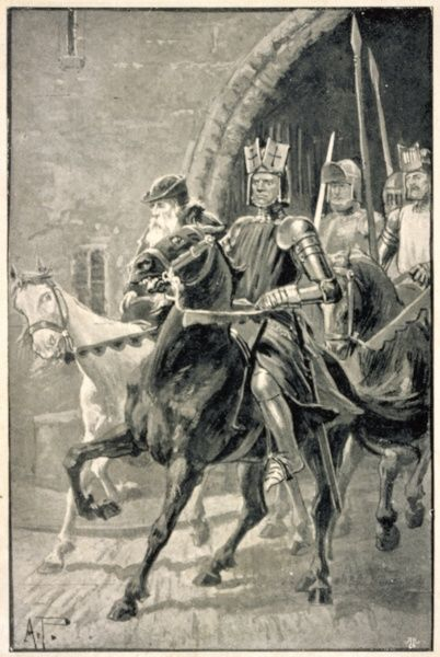 On the Earl of Warwick's orders, Henry VI is released from the Tower of London after five years of imprisonment