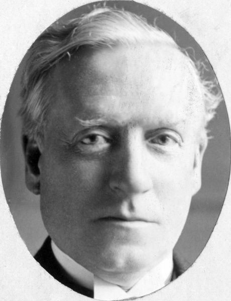 Herbert Henry Asquith, 1st Earl of Oxford and Asquith (1852-1928), British Liberal Prime Minister from 1908 to 1916. Date: early 20th century