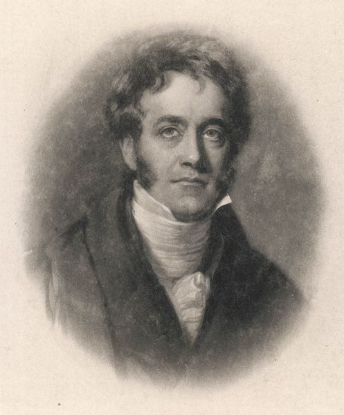 SIR JOHN FREDERICK WILLIAM HERSCHEL Astronomer; a founder (1820) of the Royal Astronomical Society and President of the British Association (1845)
