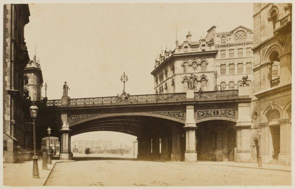 The viaduct at Holborn
