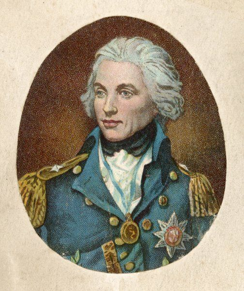 HORATIO, LORD NELSON sailor