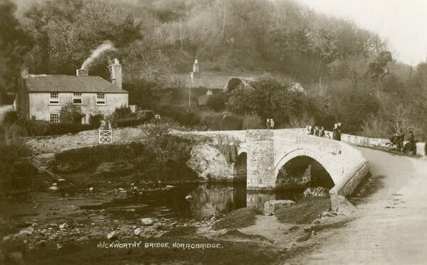 Huckworthy Bridge, Horrobridge, Devon