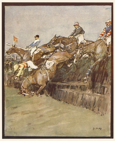 'N for the National, greatest of chases - that is, if you care about riding and races...&#39