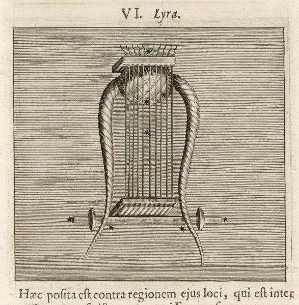 LYRA the lyre