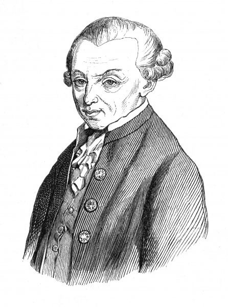 IMMANUEL KANT German philosopher Date: 1724 - 1804