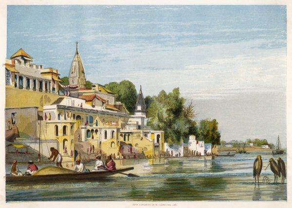 Cawnpore, on the Ganges