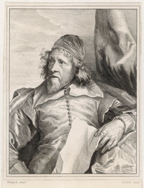 INIGO JONES Architect