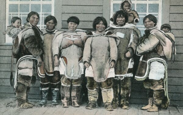 Canadian Inuit Women