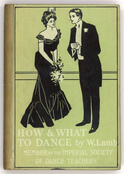 A gentleman invites a lady onto the dance floor
