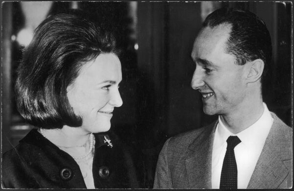 PRINCESS IRENE OF HOLLAND Dutch Princess with Carlos of Bourbon-Parma (they married in 1964, divorced in 1981)