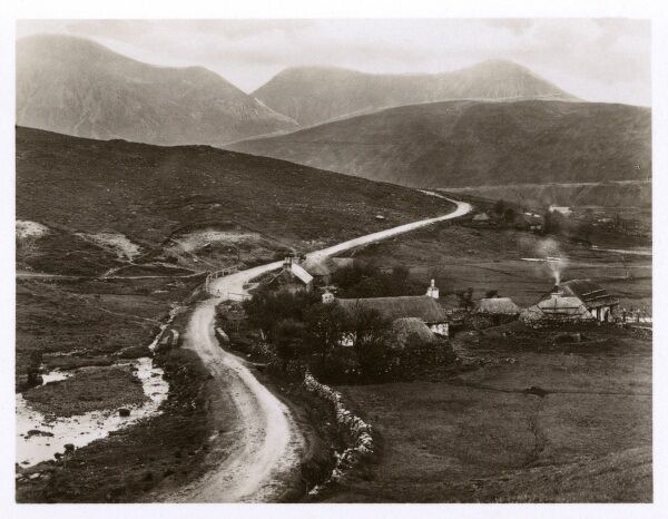 Isle of Skye - A Township amongst the Mountains Date: circa 1920s