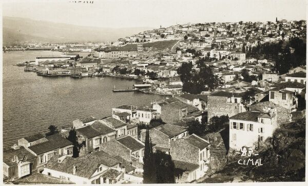 General View of Izmir (Smyrna), Turkey
