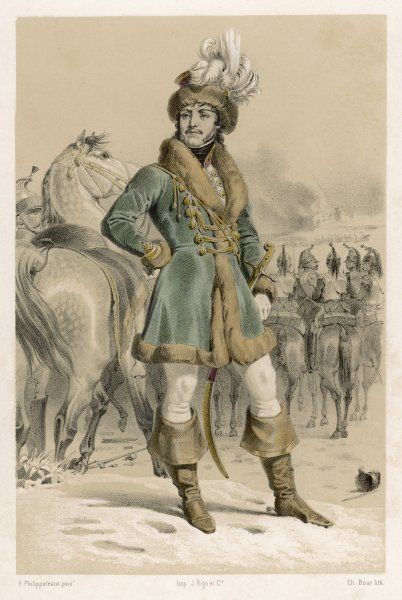 JOACHIM MURAT French soldier, prince, king of Naples