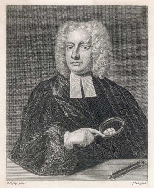JOHN THEOPHILUS DESAGULIERS French Huguenot refugee in England, scientist, third grand master in Freemasons